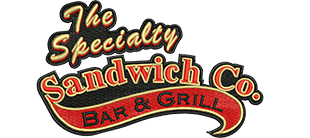 The Specialty Sandwich Company Bar & Grill Holden, MA Logo